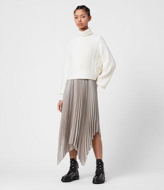 AllSaints Lerin Corina 2-In-1 Dress