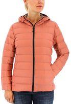 Women's Adidas Outdoor Light Down Hooded Jacket