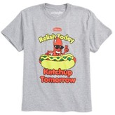 Mighty Fine Boy's Relish Today Graphic T-Shirt