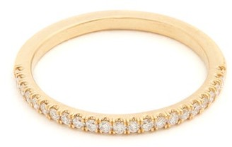 Marc Alary Diamond & 18kt Gold Ring - Gold