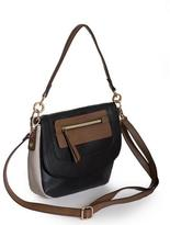 Liz Claiborne Flapover Shoulder Bag