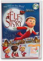 "Bed Bath & Beyond The Elf on the Shelf® ""An Elf's StoryTM"" DVD"