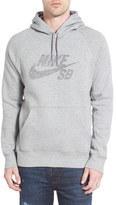 Nike Men's Sb 'Icon Dots' Graphic Hoodie