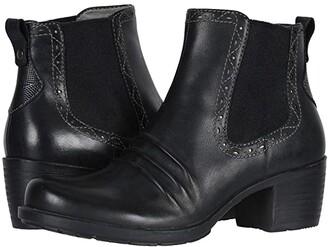 Earth Denali Aspect (Black Soft Calf) Women's Shoes