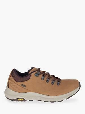 Merrell Ontario Men's Walking Shoes, Dark Earth
