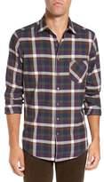 Rodd & Gunn 'Allister' Sports Fit Plaid Flannel Sport Shirt