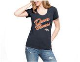 '47 Women's Denver Broncos Club Script T-Shirt