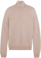 Bottega Veneta Cashmere Turtleneck Sweater - Beige