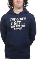 Customised Perfection The Older I Get 40th 50th 60th Birthday Gift Hoodie 3XL