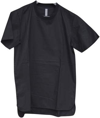Damir Doma Black Cotton T-shirts
