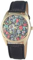 Excellanc Women's Quartz Watch 195008300181 with Leather Strap