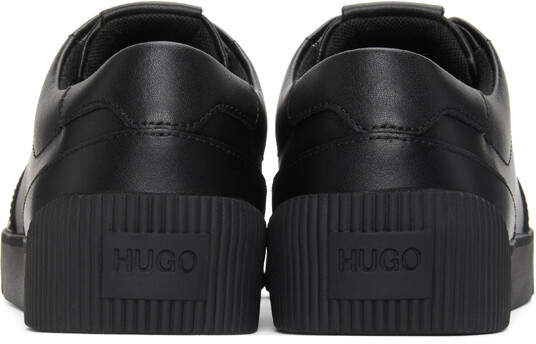 Thumbnail for your product : HUGO BOSS Black Zero Tennis Sneakers