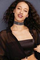 Ava Wrap Choker Necklace