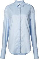Josh Goot longsleeved shirt - women - Cotton - XXS