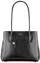 Radley Boundaries Large Leather Shoulder Bag