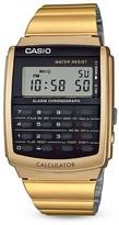 Casio Vintage Calculator Watch, 44.9mm x 34.8mm
