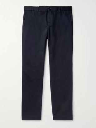 Gucci Slim-Fit Cotton-Drill Trousers