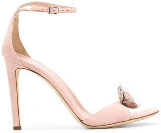 Giuseppe Zanotti Phoebe Nuit crystal-embellished sandals