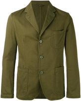 Aspesi patch pocket blazer
