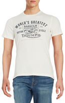 Barbour Triumph Graphic Tee