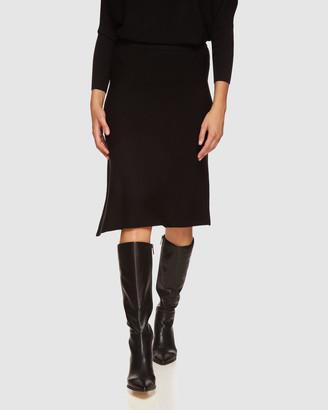 Oxford Stella Knitted Skirt