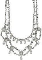 Marchesa Layered Collar Necklace, 16