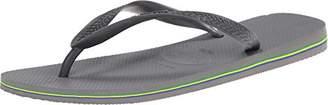Havaianas Men's Brazil Flip Flop Sandal 13 M US