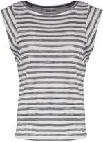 Khujo CECILIA Print Tshirt grey