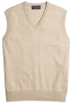 Brooks Brothers Cashmere Sweater Vest