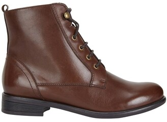 Sandler Badge Brown Glove Boots