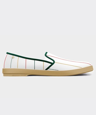 Rivieras Ace Leisure Shoe in White