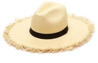 Greenpacha Montauk Toquilla-straw Hat - Womens - Beige