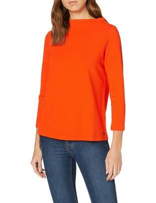 Garcia Women's J90264 Sweatshirt (White 53) 12 (Size: Medium)