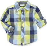 First Impressions Baby Boys' Plaid Shirt