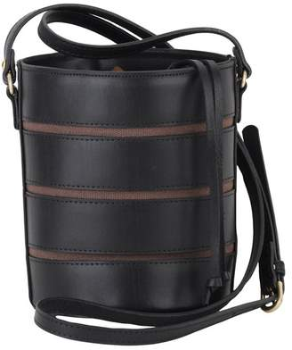 Most Wanted Design by Carlos Souza Mini Linda Layer Bucket Bag