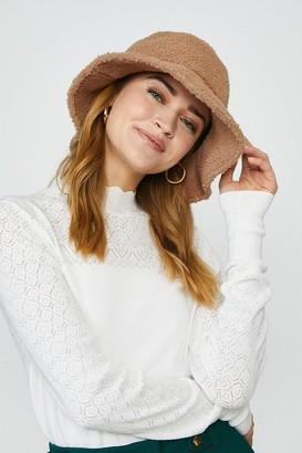 Coast Teddy Fur Bucket Hat
