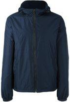 Michael Kors hooded zipped jacket