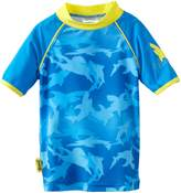 BaBy BanZ Boys 2-7 Short Sleeve Rash Top