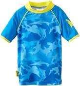 BaBy BanZ Boys-7 Short Sleeve Rash Top