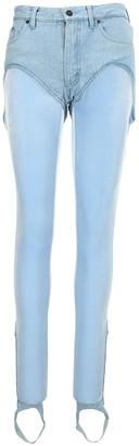 Y/Project Y / Project Sheer Stirrups Pants