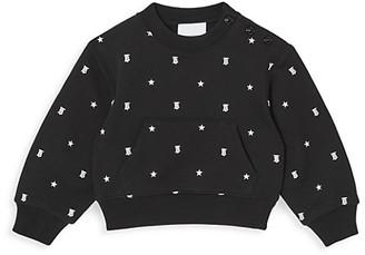 Burberry Baby's & Little Girl's Mini Zia Printed Sweatshirt