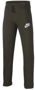 Nike Big Boys Sportswear Club Fleece Open-Hem Pants