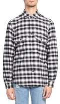 Marcelo Burlon County of Milan Plaid Button-Down Shirt