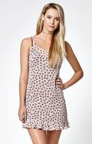 Lisakai Floral Print Shift Dress