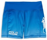 Ralph Lauren Girls' Stretch Jersey Shorts - Big Kid