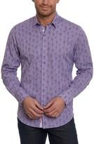 Robert Graham Men's Kinderhook Classic Fit Skull Check Sport Shirt