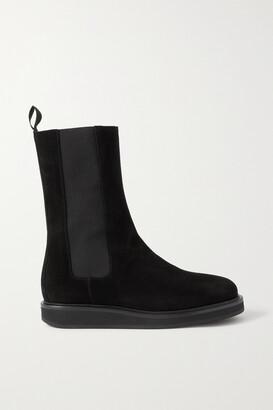 LEGRES 18 Suede Chelsea Boots