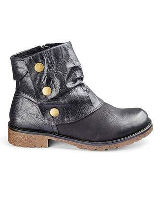 Heavenly Feet Ankle Boots E Fit