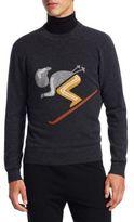 Z Zegna Graphic Sweater