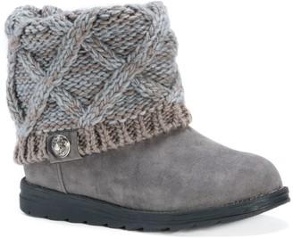 Muk Luks Women's Ankle Boots - Patti